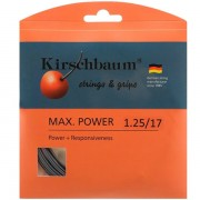 Set de Corda Kirschbaum Max Power 17 - Cinza