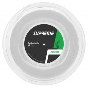Rolo de Corda Supreme Synthetic Gut 17 - Branca
