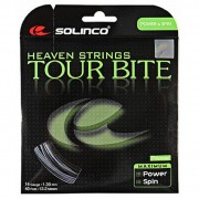 Set de Corda Solinco Tour Bite 16 - Cinza