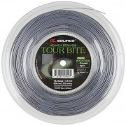 Rolo de Corda Solinco Tour Bite 16L - Cinza
