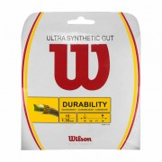 Set de Corda Wilson Ultra Synthetic Gut 15L - Chumbo