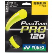 Set de Corda Yonex Poly Tour Pro Amarela - 17
