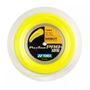 Rolo de Corda Yonex PolyTour Pro 125 Amarela - 16L
