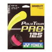 Set de Corda Yonex Poly Tour Pro Rosa - 16L