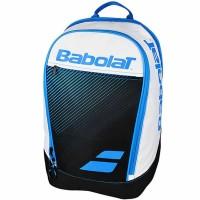 Mochila Babolat Classic Club - Branca e Azul