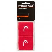Munhequeira Head Pequena Vermelha - 2Und