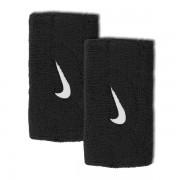 Munhequeira Nike Swoosh Grande Preta - 2Und