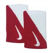 Munhequeira Nike Grande Doublewide 2.0 Vermelha e Branca - 2Und