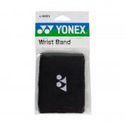 Munhequeira Yonex Wrist Band Preto - Und