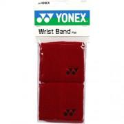 Munhequeira Yonex Wrist Band Vermelha - 2Und