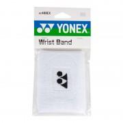 Munhequeira Yonex Wrist Band Branca - Und