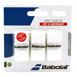 Overgrip Babolat Pro Team SP Branco - 3Und