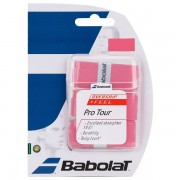 Overgrip Babolat ProTour Rosa - 3Und
