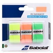 Overgrip Babolat My Grip Color - 3Und