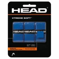 Overgrip Head Xtreme Soft Azul - 3Und