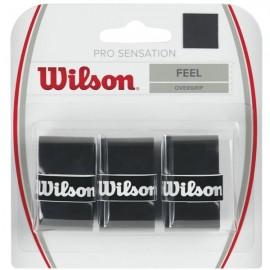 Overgrip Wilson Pro Sensation Preto - 3Und