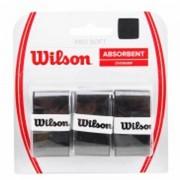 Overgrip Wilson Pro Soft Preto - 3Und