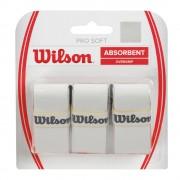 Overgrip Wilson Pro Soft Branco - 3Und
