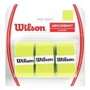 Overgrip Wilson Pro Soft Limão - 3Und