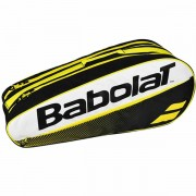 Raqueteira Babolat Holder Club X6 - Amarela