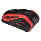 Raqueteira Head Tour Team 9R Supercombi - Vermelha