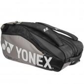 Raqueteira Yonex Pro X6 - Cinza