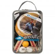 Kit Donic Appelgren 300 + Bola + Rede