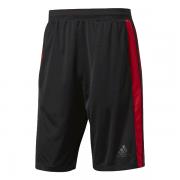 Bermuda Adidas Training D2M - Vermelho e Preto