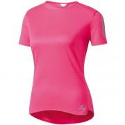Camiseta Adidas Feminina Response - Rosa