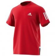Camiseta Adidas Club Tee - Vermelha