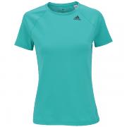 Camiseta Adidas Feminina D2M Loose - Verde