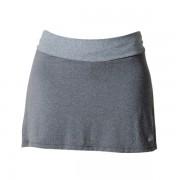 Saia Short Asics Core - Cinza