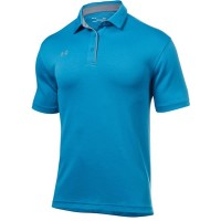 Camisa Polo Under Armour Tech - Azul