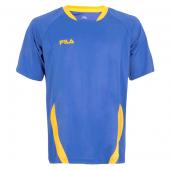 Camiseta Fila Armadeira - Azul e Amarela