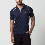 Camisa Polo Fila Cinci - Preta