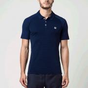 Camisa Polo Fila Wolf II - Azul