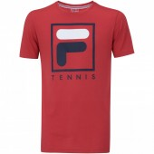 Camiseta Fila Soft Urban - Vermelha