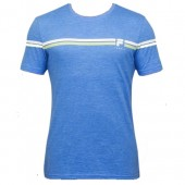 Camiseta Fila Stripe - Azul