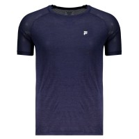 Camiseta Fila Match III - Marinho
