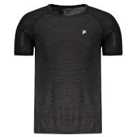 Camiseta Fila Match III - Preta