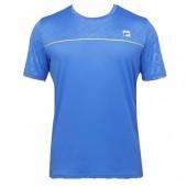Camiseta Fila Square - Azul