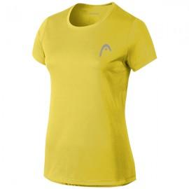Camiseta Head Ultracool Fit - Amarela