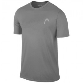 Camiseta Head Ultracool Fit - Cinza
