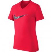 Camiseta Nike Infantil Feminina Dry Wilder - Rosa