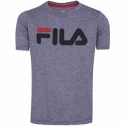 Camiseta Fila Infantil DNA - Marinho