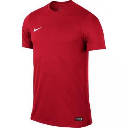 T - shirt Nike Park VI Jersey Infantil - Vermelha