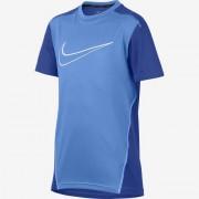 Camiseta Nike Infantil Dry Top SS - Azul