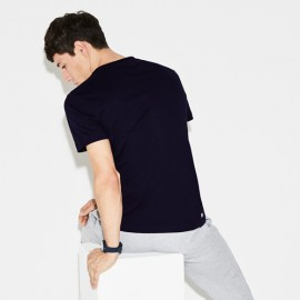 Camiseta Lacoste Sport Tennis - Marinho