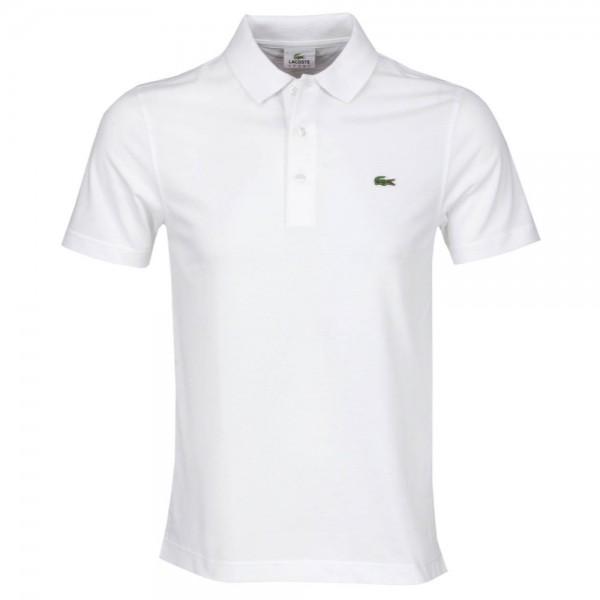 1335938a8735e Camisa Polo Lacoste - Branca - Oficina do Tenista