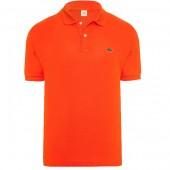 Camisa Polo Lacoste Sport - Laranja
